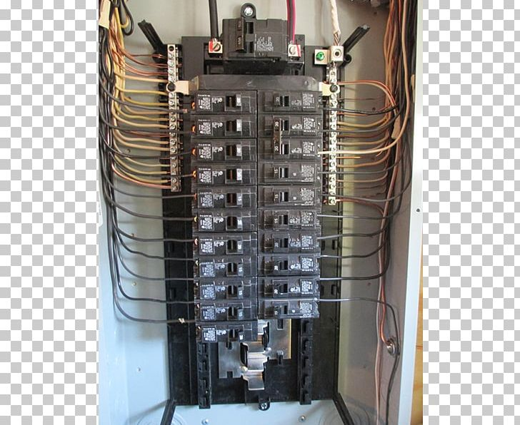 distribution board electrical wires & cable circuit breaker wiring diagram  home wiring png, clipart,