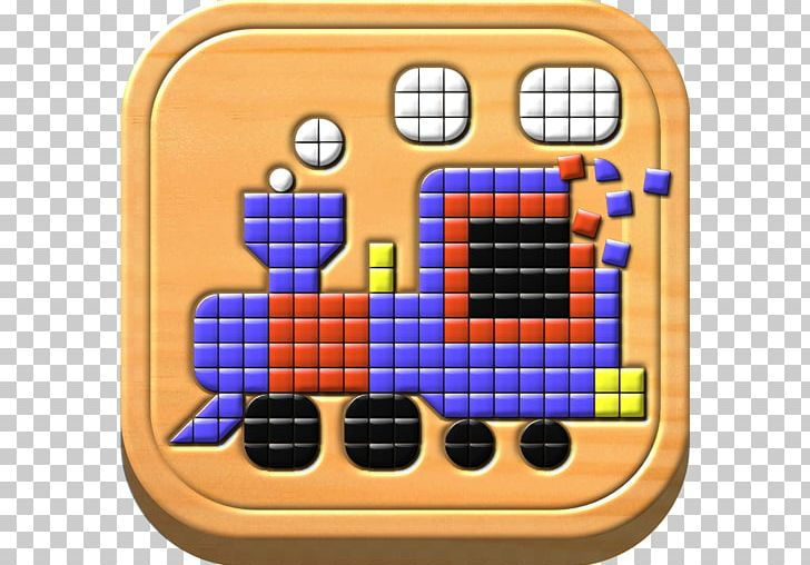 Kids Mosaic Art Shape And Color Puzzles Educational Game