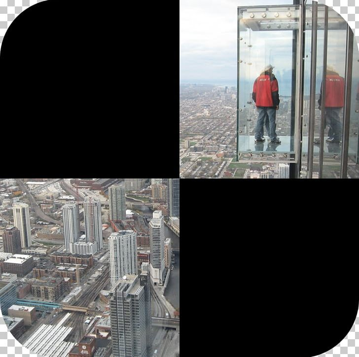 Willis Tower Skydeck Chicago Building