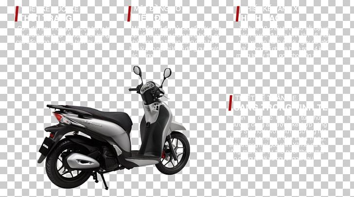 Honda Motor Company Motorized Scooter Honda Sh Motorcycle Png