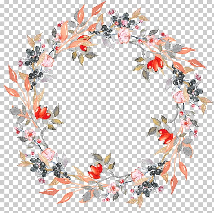 Leaf Wreath Flower Crown PNG, Clipart, Autumn Leaves, Banana Leaves, Blue, Christmas Wreath, Circle Free PNG Download