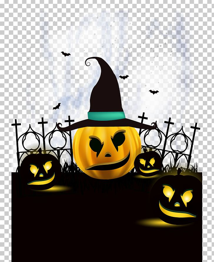 Halloween Party Jack-o'-lantern Trick-or-treating PNG, Clipart, Bat, Birthday Party, Chef Hat, Emoticon, Festive Elements Free PNG Download