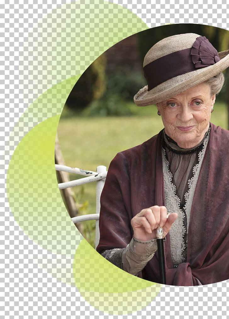 Maggie Smith Downton Abbey Violet Crawley Mrs  Hughes