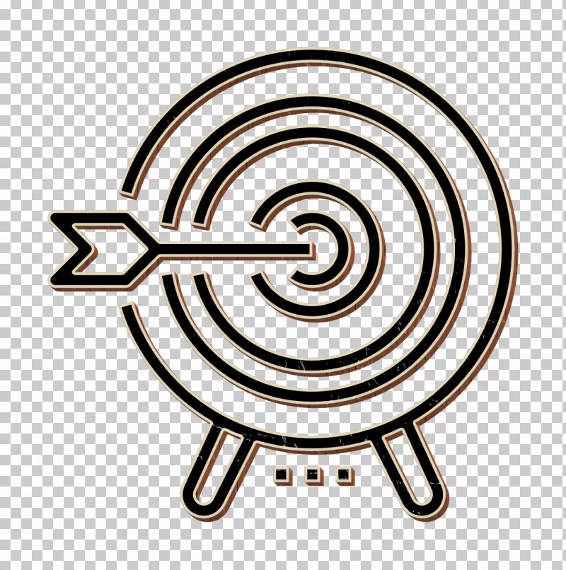 Job Resume Icon Target Icon PNG, Clipart, Job Resume Icon, Line Art, Spiral, Symbol, Target Icon Free PNG Download