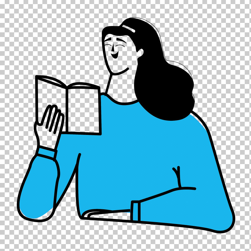 Reading Book PNG, Clipart, Cartoon, Character, Digital Marketing, Law Firm, Marketing Free PNG Download