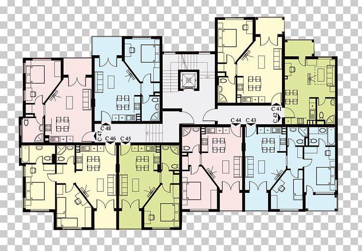 Floor Plan Building Storey Apartment