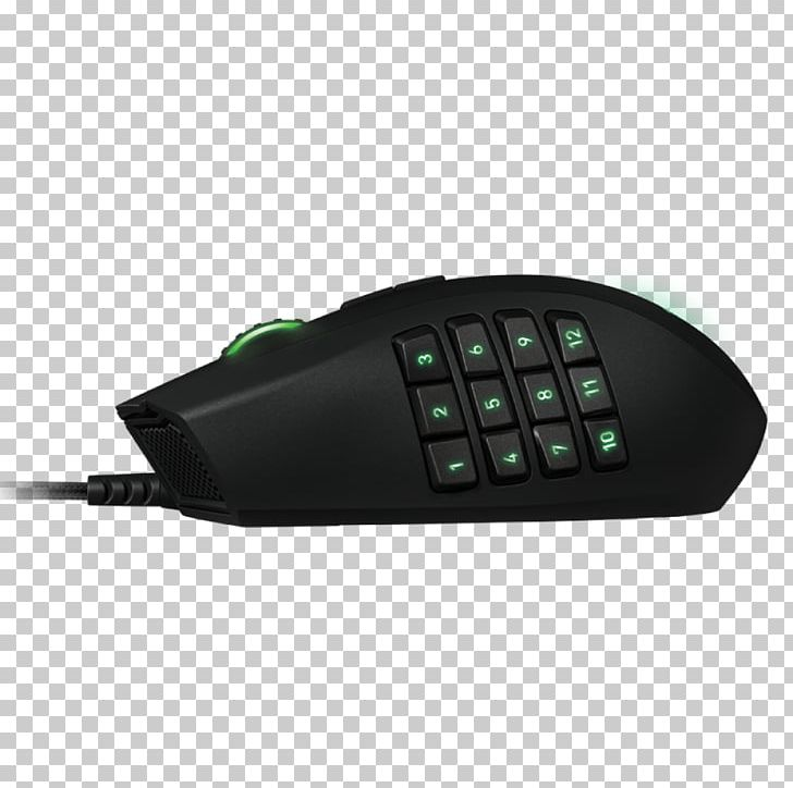 Computer Mouse Computer Keyboard Razer Naga Razer Inc  Scroll Wheel