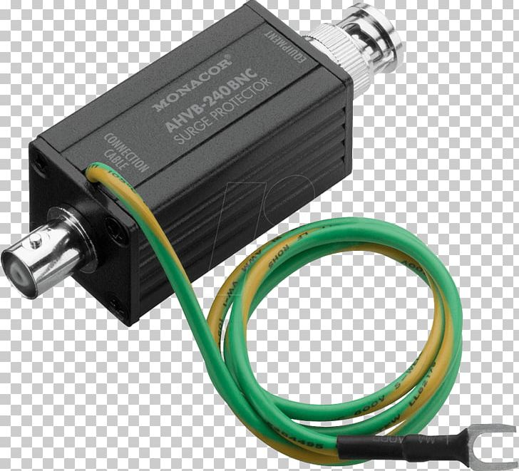 coaxial cable electronics bnc connector closed-circuit television  overvoltage png, clipart, ac adapter, adapter, analog , bnc connector, circuit  diagram