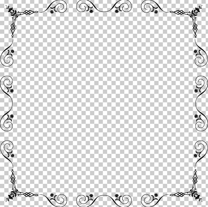 Borders And Frames Frames PNG, Clipart, Black, Black And White, Body Jewelry, Border, Borders And Frames Free PNG Download