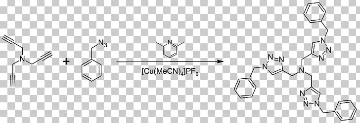 Tris(benzyltriazolylmethyl)amine Click Chemistry Azide PNG, Clipart, Amine, Angle, Area, Azide, Benzyl Group Free PNG Download
