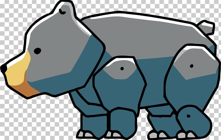 American Black Bear Brown Bear Scribblenauts Wiki Polar Bear