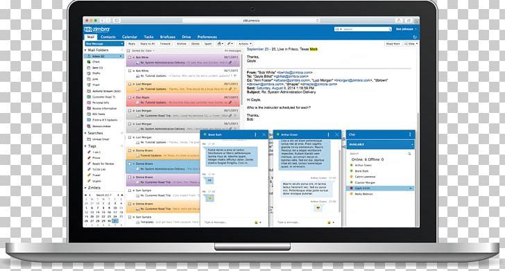 Zimbra CentOS Collaborative Software Open-source Model