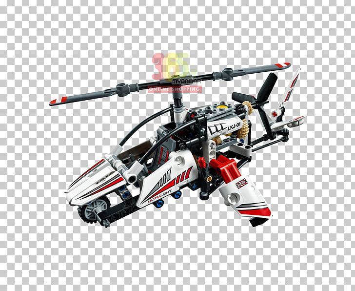 Helicopter Lego Technic Legoland® Dubai Lego Studios PNG, Clipart, Aircraft, Helicopter, Helicopter Rotor, Lego, Lego Architecture Free PNG Download