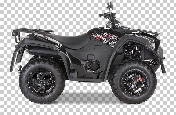 Kymco Maxxer All-terrain Vehicle Motorcycle Scooter PNG