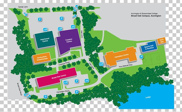 university of north alabama campus map Accrington And Rossendale College Georgia College State