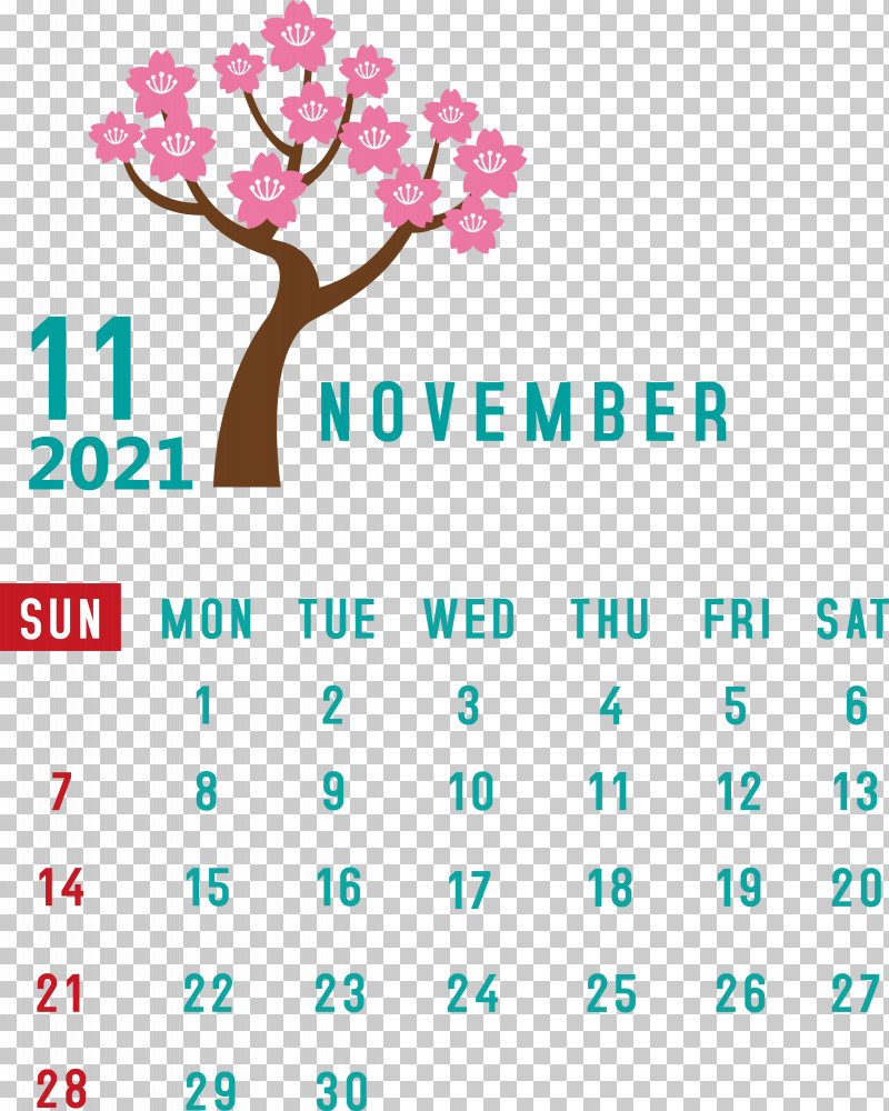 November 2021 Calendar November 2021 Printable Calendar PNG, Clipart, Annual Calendar, Calendar Date, Calendar System, Calendar Year, Gregorian Calendar Free PNG Download
