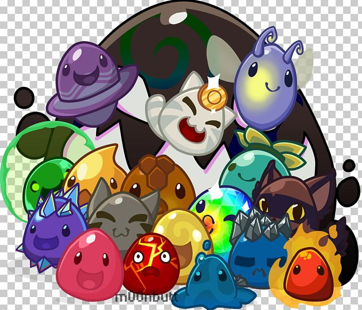 Slime Rancher Slimes 1 Game PNG, Clipart, Art, Cartoon