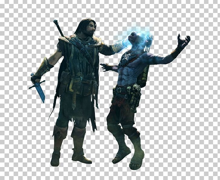 Middle-earth: Shadow Of Mordor ZBrush Rendering Video Game