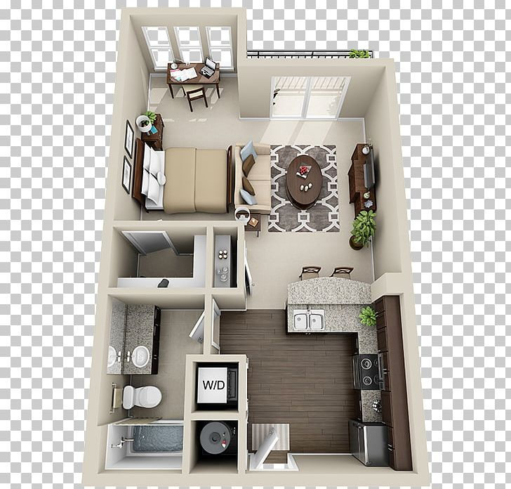 House Plan Studio Apartment Floor Plan PNG, Clipart, Angle ...