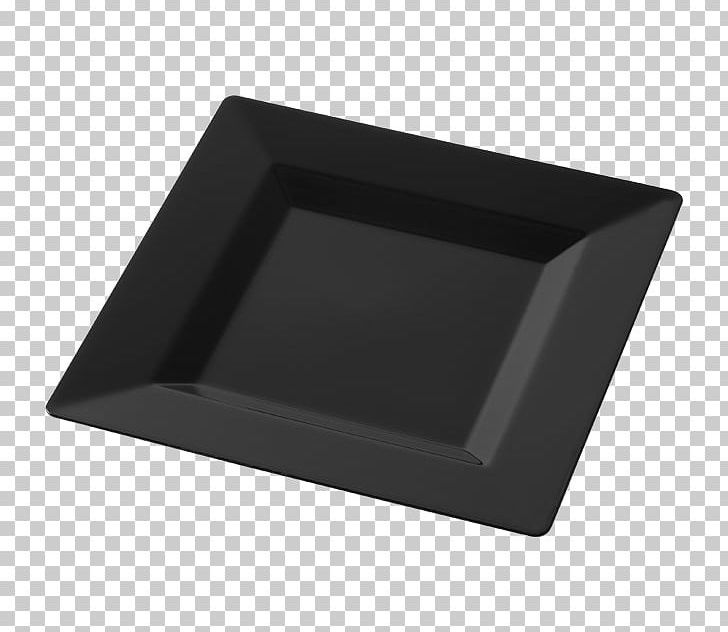 Plate Square Plastic Rectangle PNG, Clipart, Angle, Black, Color, Eating, Green Free PNG Download