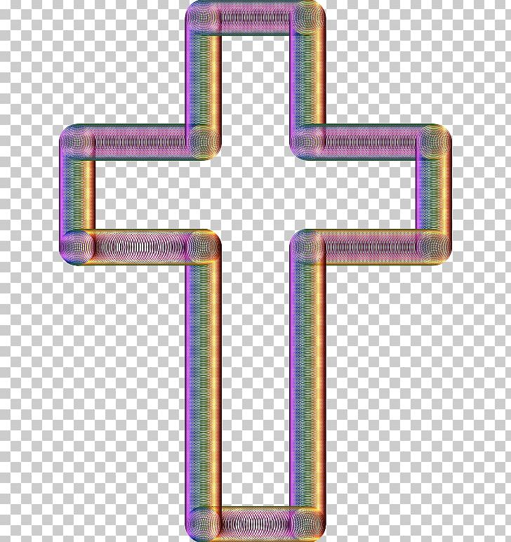 Purple Angle Others PNG, Clipart, Angle, Christian Cross, Cross, Line, Others Free PNG Download