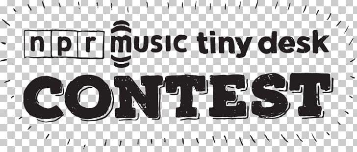 Tiny Desk Concerts Logo Npr Music Design National Public Radio Png