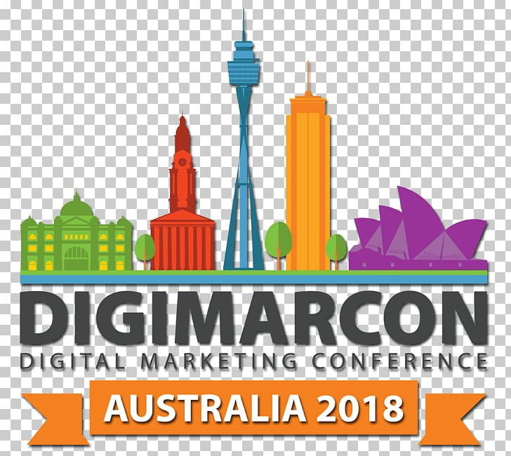 DigiMarCon New York 2018 DigiMarCon Australia 2018 Sydney DigiMarCon Chicago 2018 PNG, Clipart, Advertising, Australia, Brand, Chicago, Conference Free PNG Download