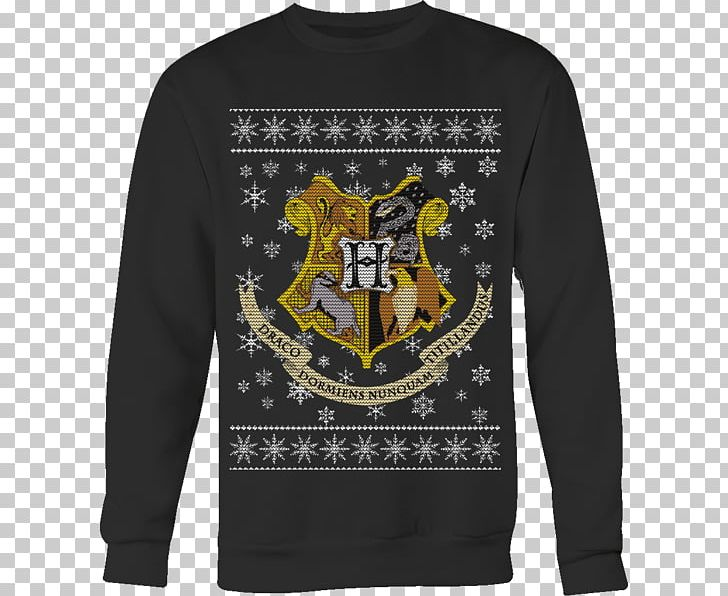 Fictional Universe Of Harry Potter Sweater Christmas Jumper Harry Potter (Literary Series) PNG, Clipart, Brand, Christmas Day, Christmas Jumper, Clothing, Fictional Universe Of Harry Potter Free PNG Download