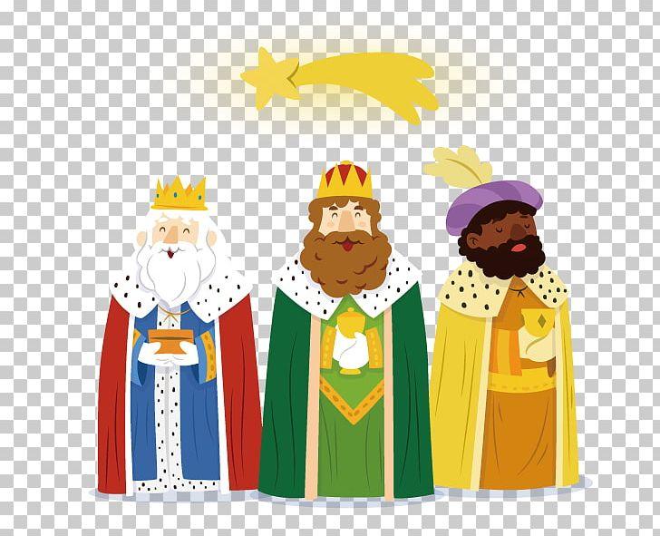Biblical Magi Cavalcade Of Magi Bolo Rei Epiphany Holy Family PNG, Clipart, Art, Biblical Magi, Black King, Bolo Rei, Cartoon Free PNG Download