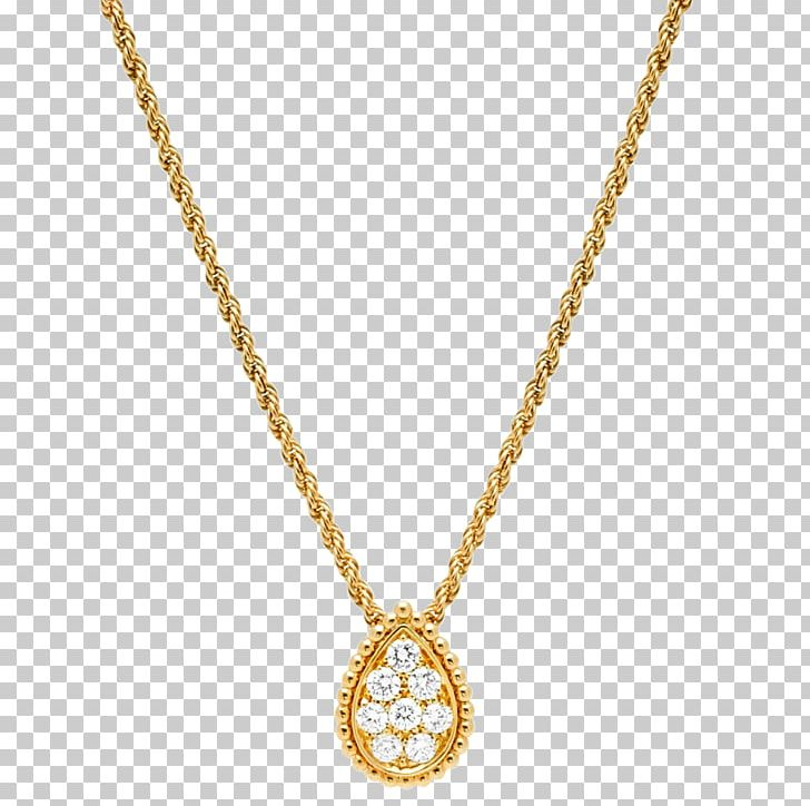 Necklace Jewellery Earring Gold PNG, Clipart, Body Jewelry, Boucheron, Bracelet, Chain, Charms Pendants Free PNG Download