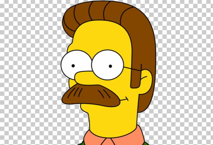 Ned Flanders Edna Krabappel Spider Pig Maude Flanders Character PNG, Clipart, Animation, Beak, Because, Bird, Cartoon Free PNG Download