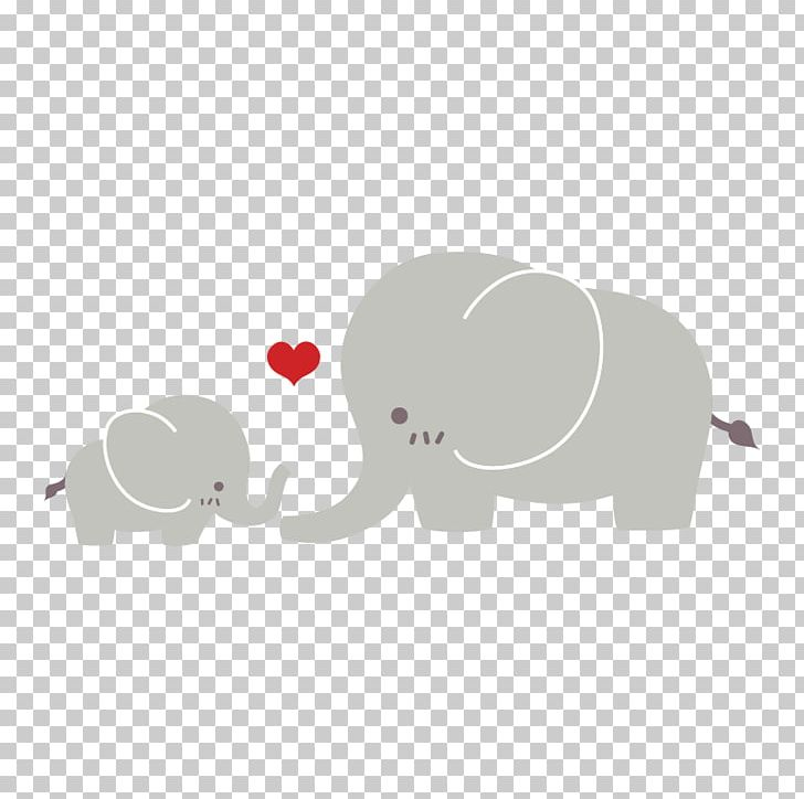 Family Today S Parent Png Clipart African Elephant Cartoon Child Clip Art Cute Free Png Download