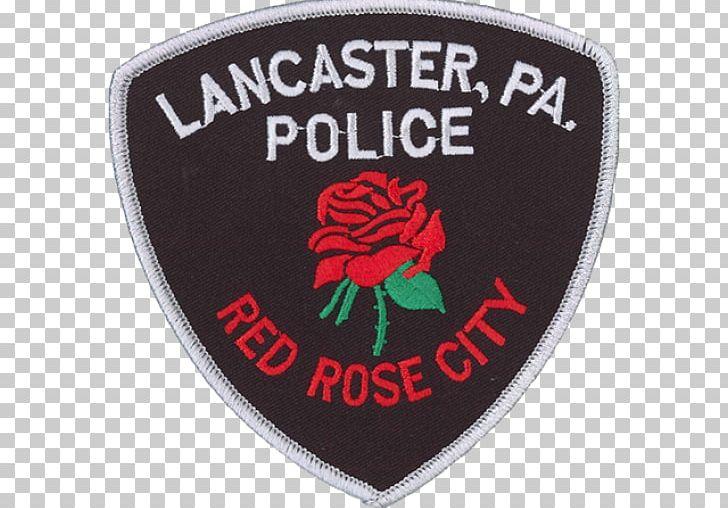 Lancaster Police Department Police Officer Logo Lancaster