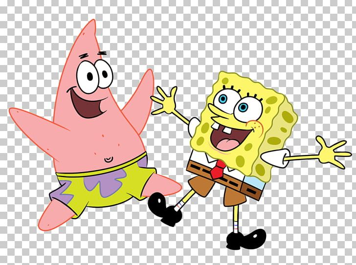 Patrick Star Sandy Cheeks Squidward Tentacles Gary PNG