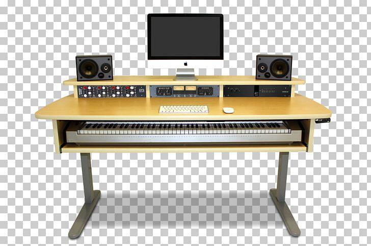 Recording Studio Desk Music Workstation Sound Recording And