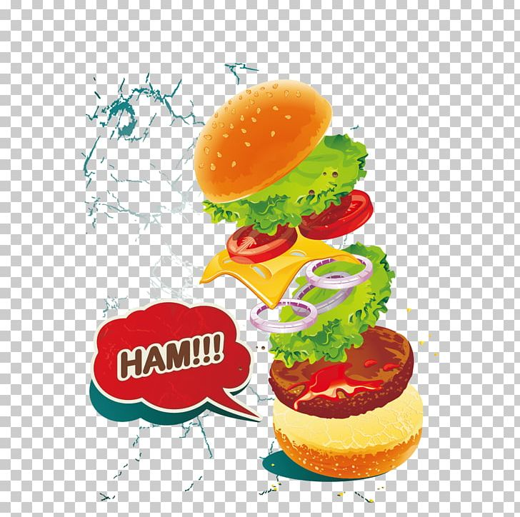 Hamburger Cheeseburger McDonald's Big Mac Fast Food Veggie Burger PNG, Clipart, Beef Burger, Big, Big Burger, Big Mac Hamburger, Birds Eye View Burger Free PNG Download