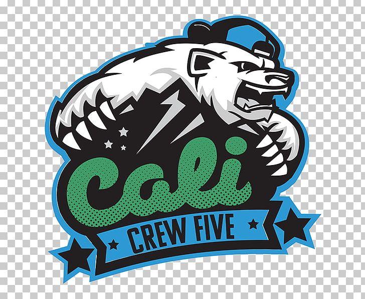 California cool. Logo brand model sheet