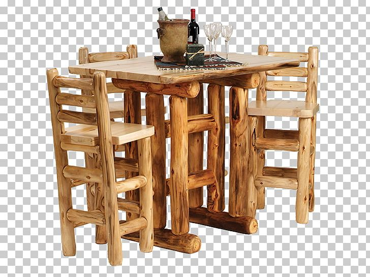 Bar Stool Cafe Table Chair, Mountain Woods Furniture
