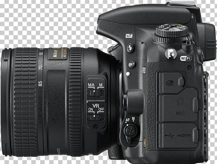 Nikon D3000 Nikon D750 Nikon D5600 Digital SLR Camera PNG, Clipart