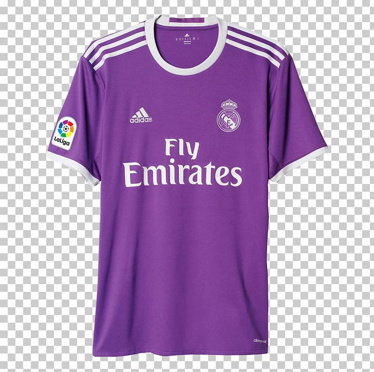 san francisco 22b6a 01cd7 2018–19 Real Madrid C.F. Season T-shirt Jersey Kit PNG ...