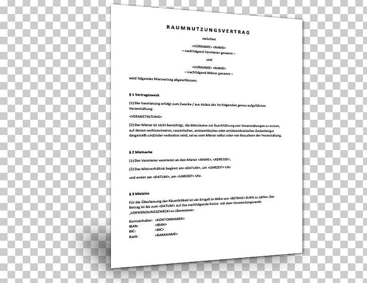 Pachtvertrag Fur Eine Immobilie Pdf Pdf Vorlage 12