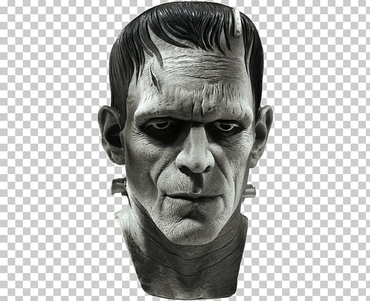 Don Post Frankenstein's Monster Halloween Costume PNG, Clipart, Art, Black And White, Child, Chin, Clothing Free PNG Download