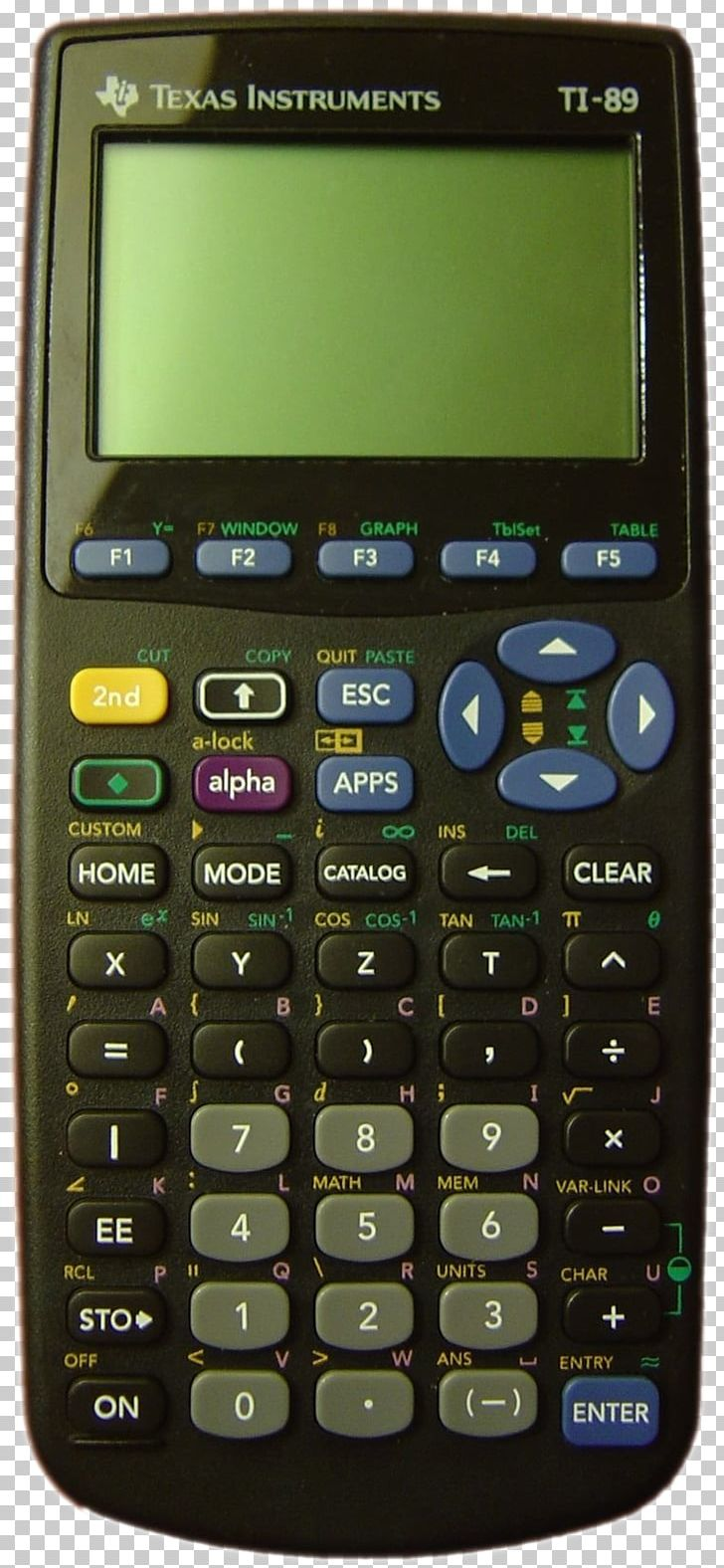 TI-89 Series Graphing Calculator Texas Instruments TI-30 TI