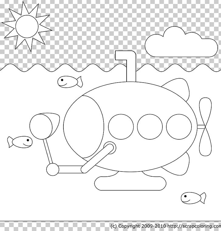 Toy Submarine coloring pages for kids and children | Tom Toy Art ... | 761x728