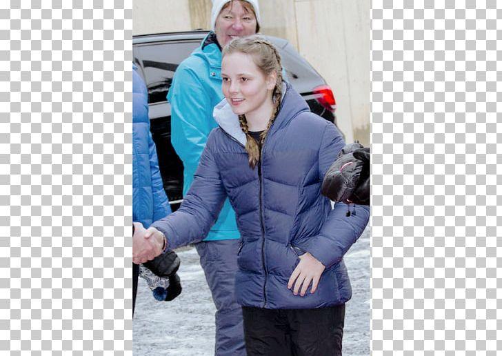 Norwegian Royal Family Hoodie Princess Holmenkollen PNG, Clipart, Blue, Coat, Crown Prince Haakon Of Norway, Electric Blue, Fur Free PNG Download