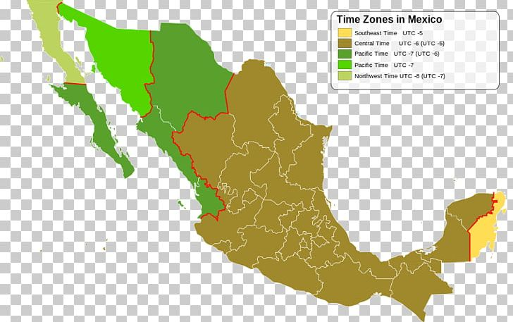 Mexico Central Time Zone United States Map PNG, Clipart, Americas ...