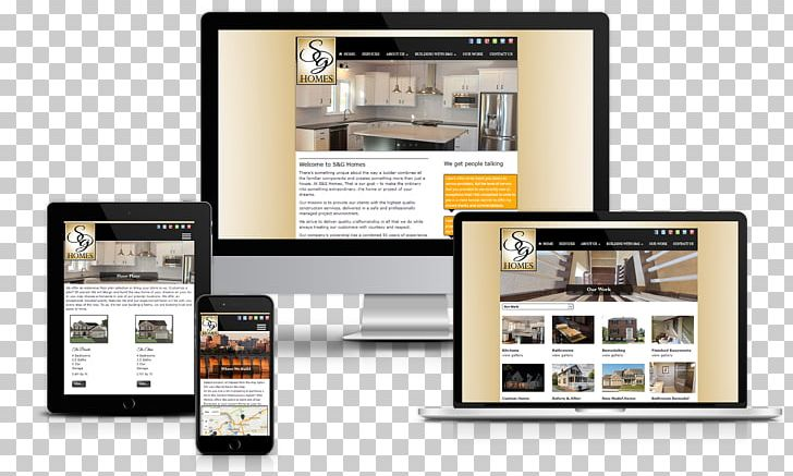Responsive Web Design HeadAche Designs Graphic Design PNG ...