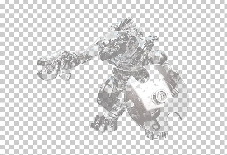 Halo Wars Halo: Spartan Assault Master Chief Mega Brands Covenant PNG, Clipart, Art, Black And White, Covenant, Factions Of Halo, Fictional Character Free PNG Download