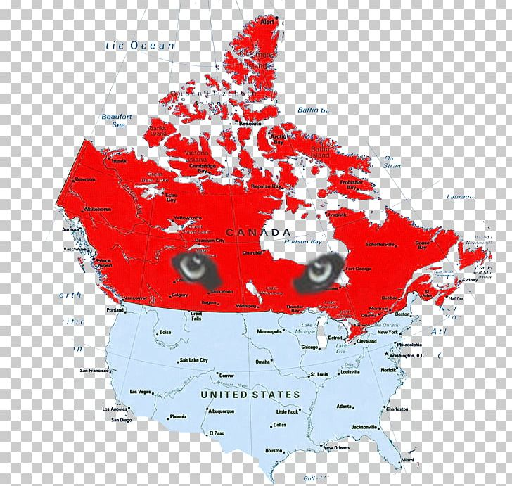 Map Of Canada Red.Provinces And Territories Of Canada Map Png Clipart Above Art
