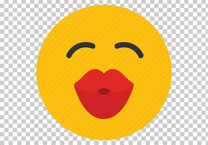 Smiley Emoticon Kiss Icon PNG, Clipart, Circle, Emojis